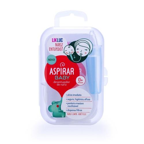 Aspirar Baby Aspirador Nasal – LikLuc