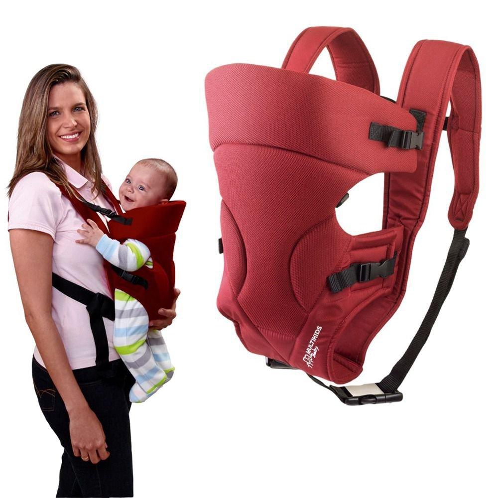 Canguru Baby Safe Vermelho – Multikids