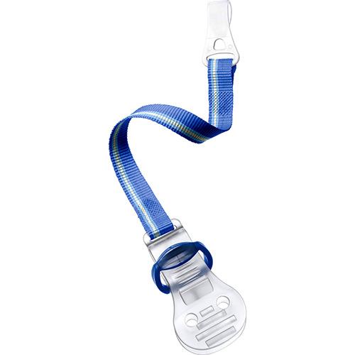 Prendedor de Chupeta Azul – Avent