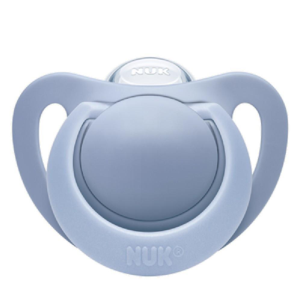 Chupeta Genius Newborn 0-2m Tam 1 Azul – Nuk